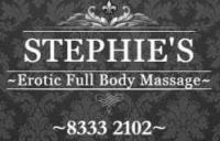 STEPHIE'S - Norwood Erotic Massage Company Logo