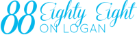 88 ON LOGAN Company Logo