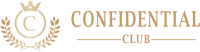 Confidential Club Company Logo