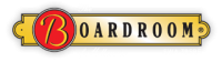 THE BOARDROOM Company Logo